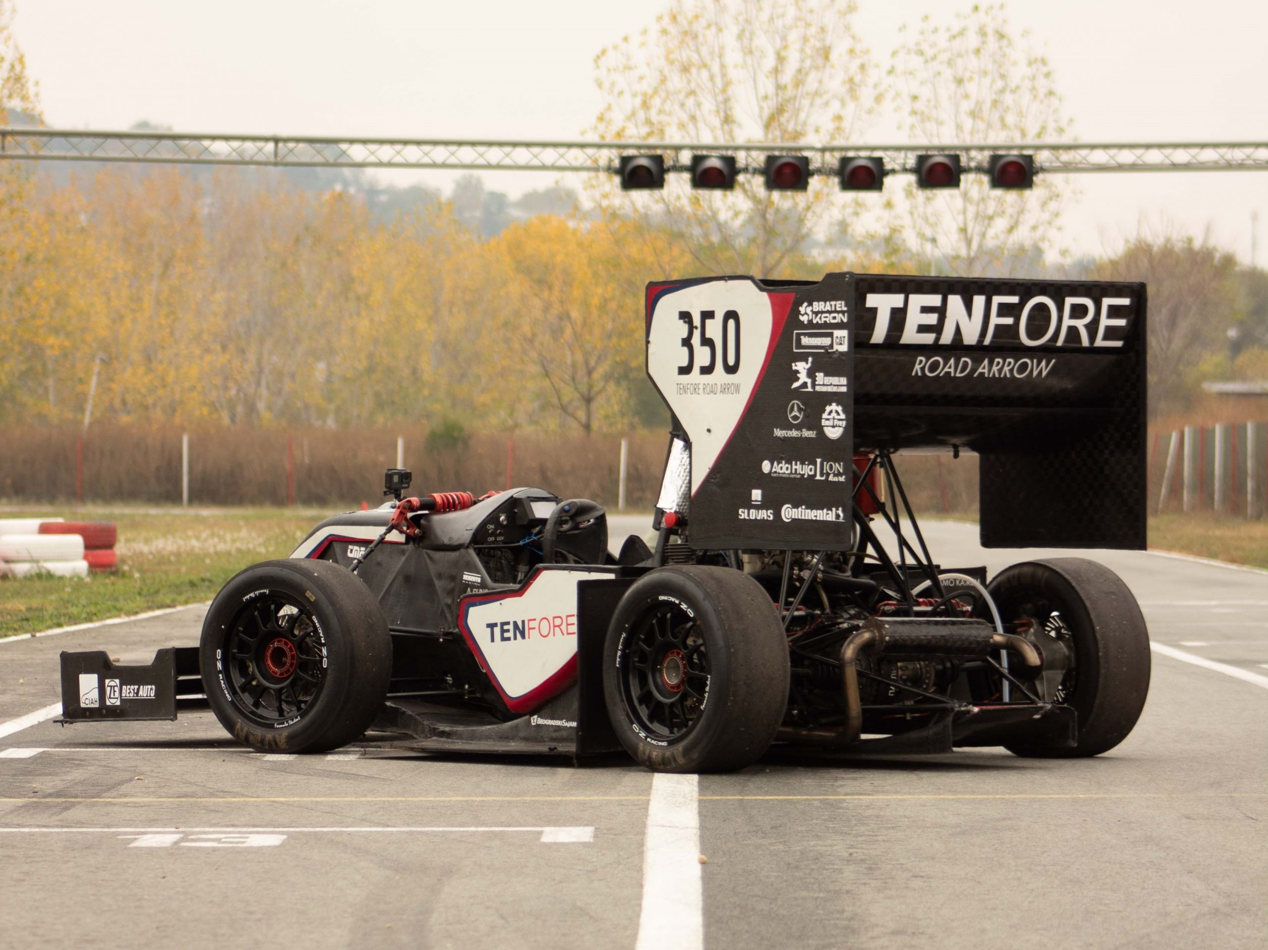 Tenfore 2019 vehicle